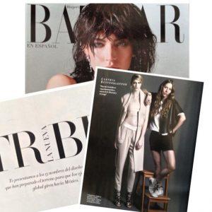 Harper's Bazaar - 2014