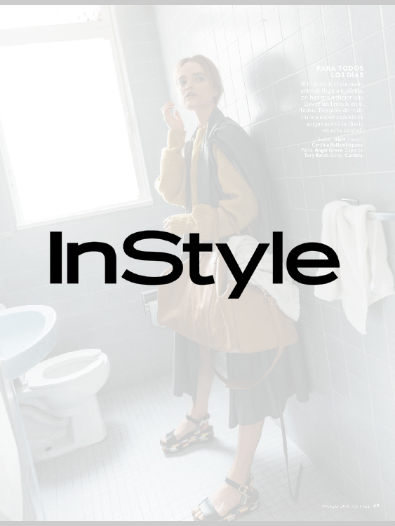 Instyle Mexico - 2018