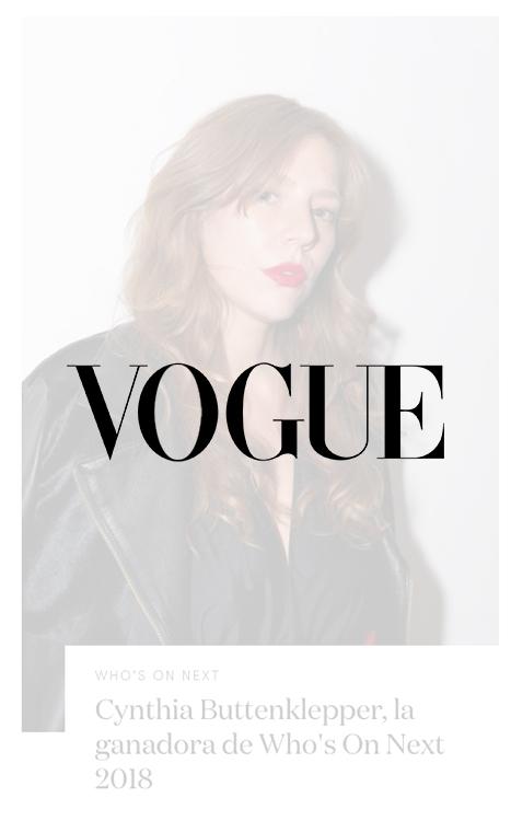 Vogue - 2018