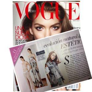 Vogue Mexico - 2014
