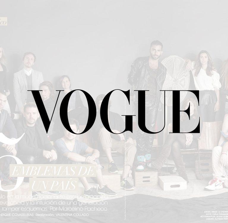 Vogue Mexico - 2014 -h