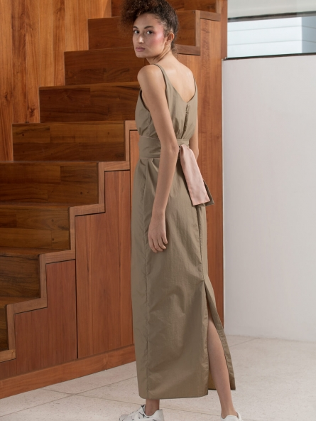 ALICIA DRESS BACK -