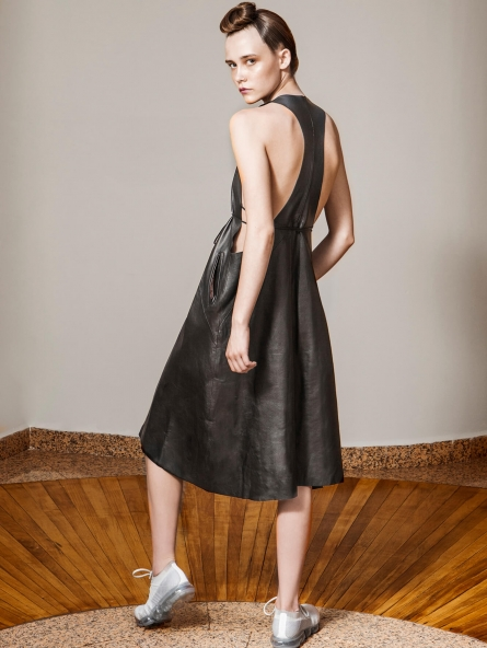 KALI DRESS BACK -