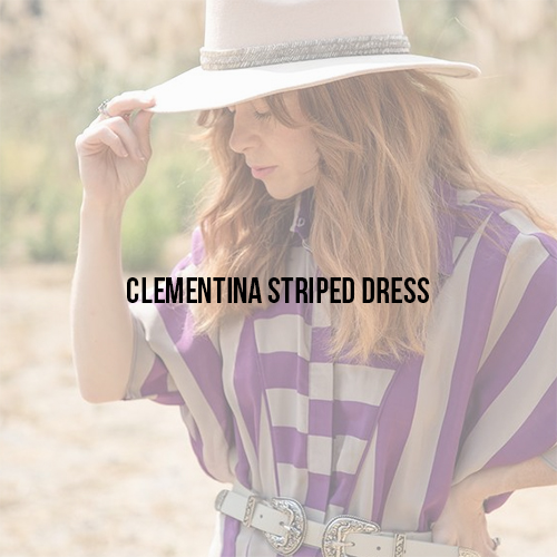 Clementina Striped hover