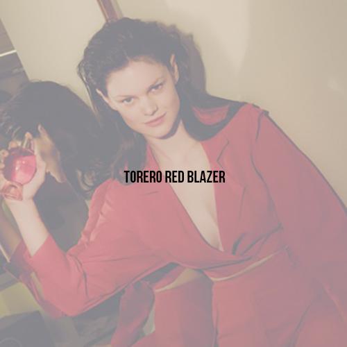 Torero Red Blazer1 HOVER